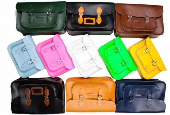 ВPodium Market появились знаменитые сумки The Cambridge Satchel - Фото №0