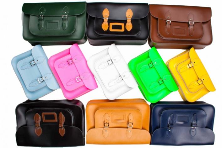 ВPodium Market появились знаменитые сумки The Cambridge Satchel