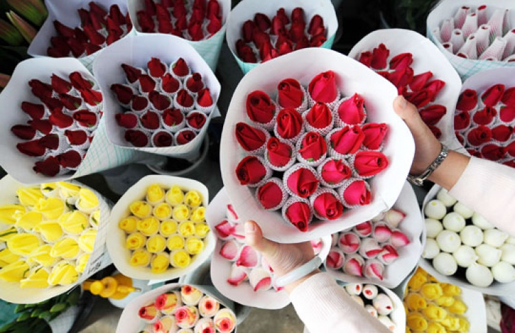 Торжественное открытие фестиваля Flower Power