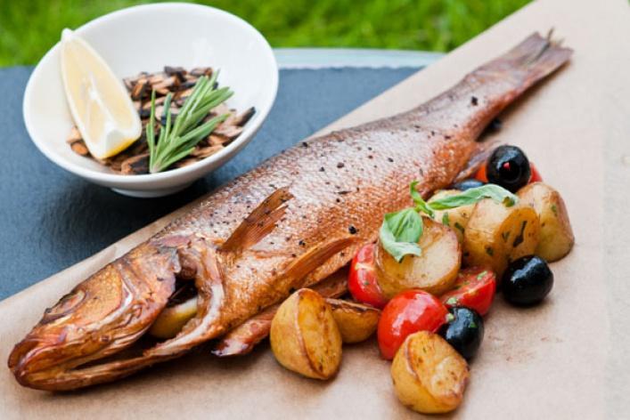 5аппетитных рыбных блюд