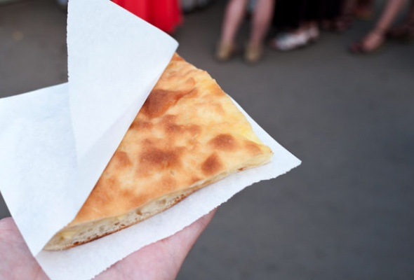 Нестандартная уличная еда - Фото №4