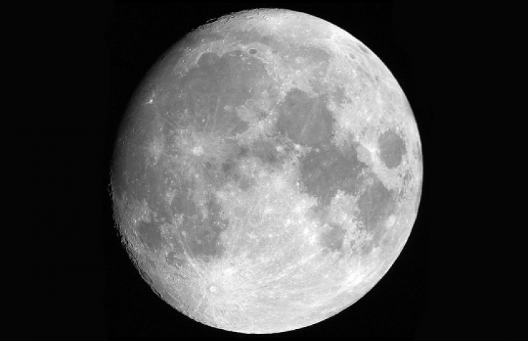 Луна близкая и далекая