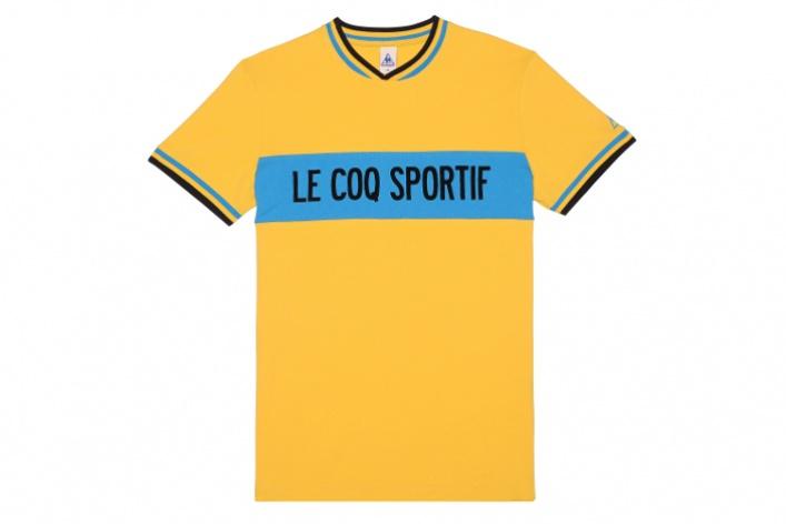 LeCoq Sportif представил осенне-зимнюю коллекцию