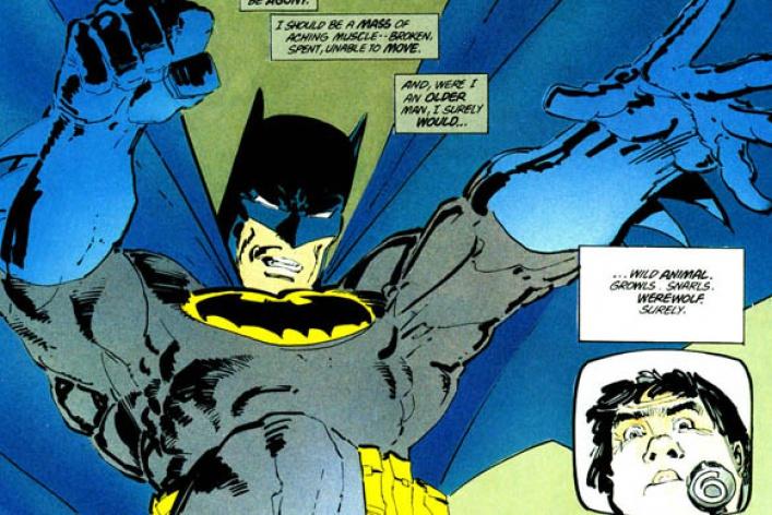 8жизней Бэтмена