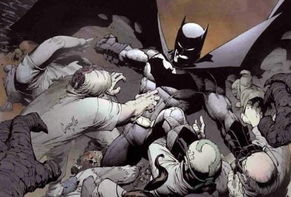 8жизней Бэтмена - Фото №6