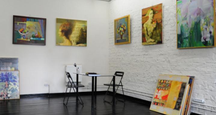 Галерея «Artmix Gallery»