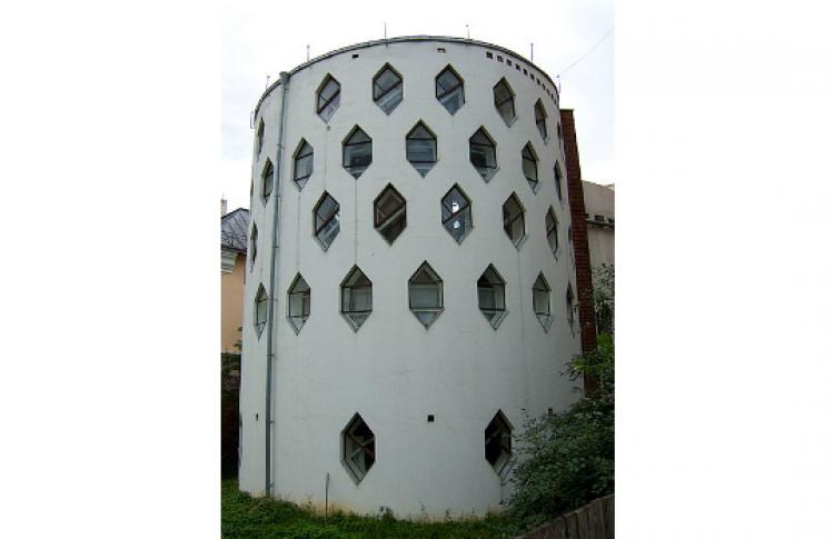 Архитектура авангарда в арбатских переулках