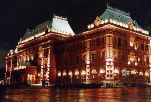 Государственный исторический музей - Фото №4