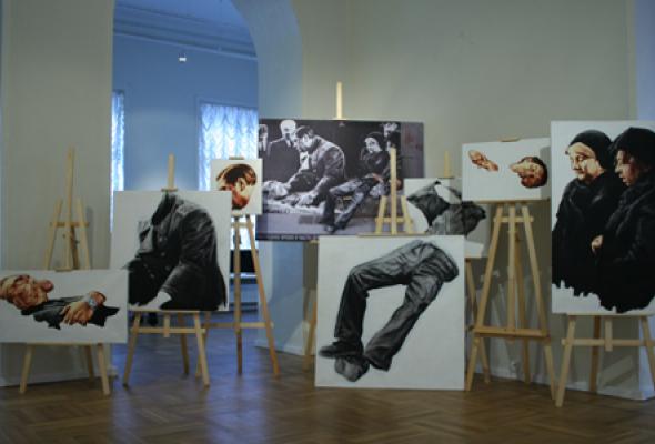 Культурный Альянс. Проект Марата Гельмана (Винзавод) - Фото №2