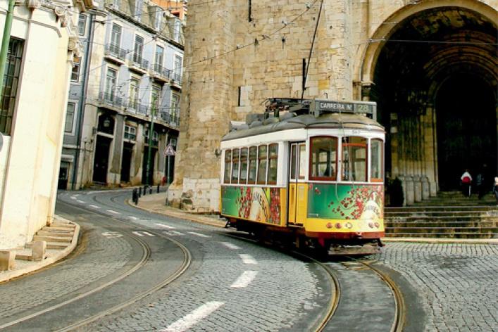 Путешествие вЛиссабон