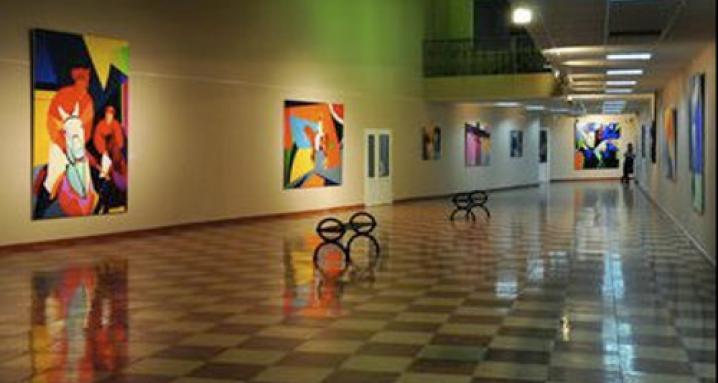 Галерея «Марго-Арт»