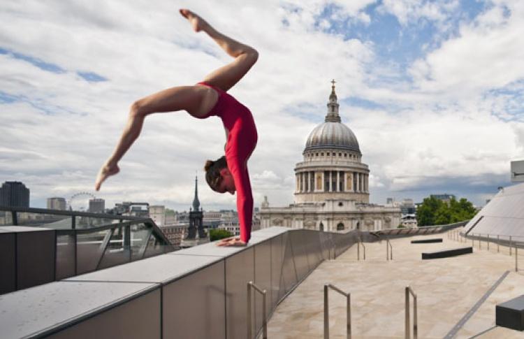 Лондон олимпийский