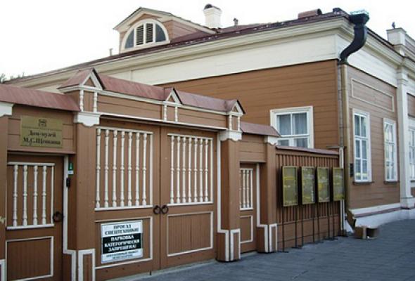 Домашний театр в доме Щепкина - Фото №0