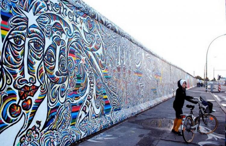 Официальное открытие Moscow Street Art Festival