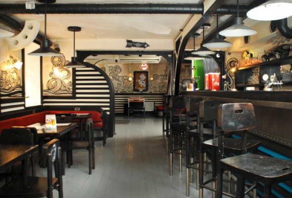 Арт-кафе «Буffет» - Фото №0