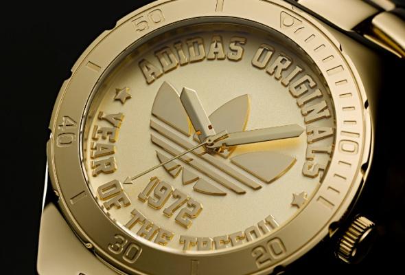 Логотипу «adidas Originals» исполнилось 40лет - Фото №0