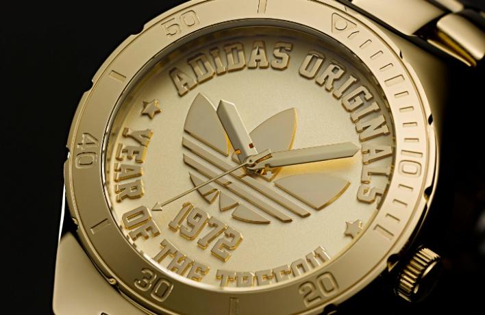 Логотипу «adidas Originals» исполнилось 40лет