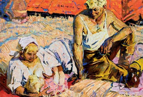Реализм в русском искусстве второй половины XX века - Фото №6