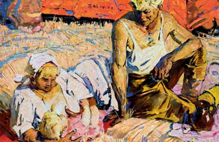Реализм врусском искусстве второй половины XXвека