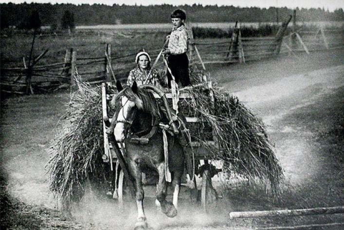 Современная фотография из коллекции РОСФОТО