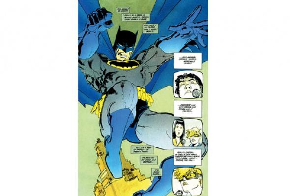 Эволюция Бэтмена - Фото №2