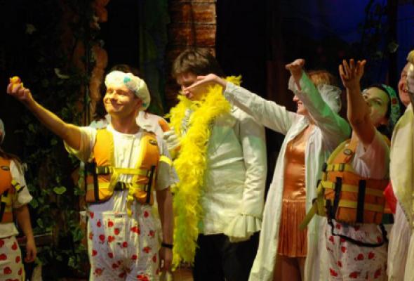 Театр-студия «Латинский квартал» - Фото №1