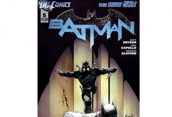 Эволюция Бэтмена - Фото №6
