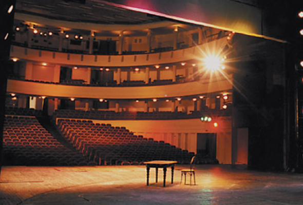 Театр им. Моссовета - Фото №2