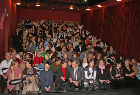 Московский театр русской драмы п/р М. Щепенко - Фото №0