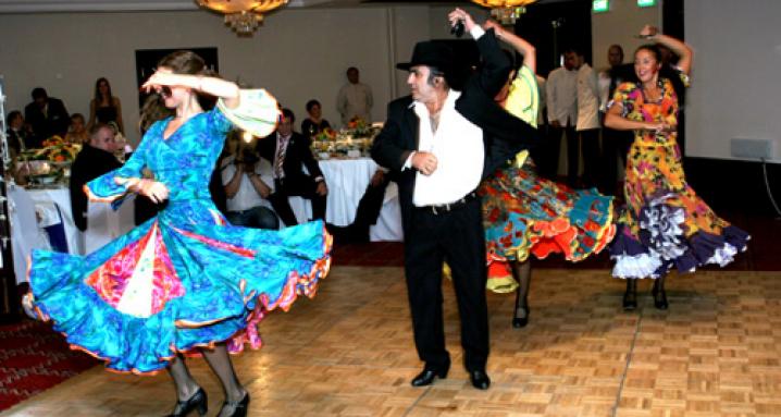 Театр танца Фламенко