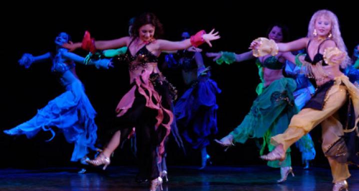 Театр восточного танца «Семирамида»