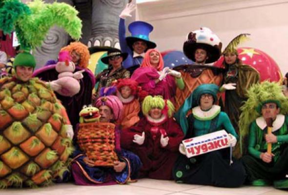 Театр людей и кукол «Чудаки» - Фото №0