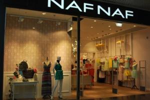 Бренд Naf Naf теперь представлен в«Мега Белая Дача»