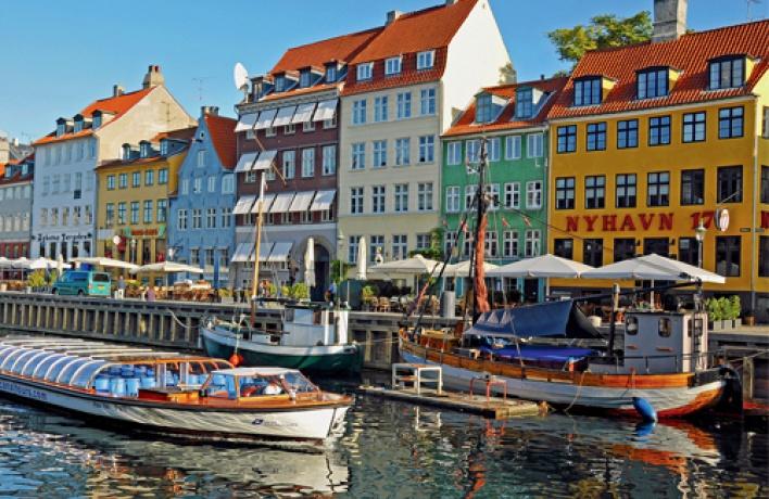 Скандинавское лето вДании