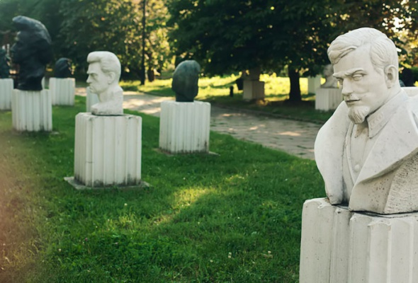 «Музеон»: фотогид пообновленному парку искусств - Фото №10