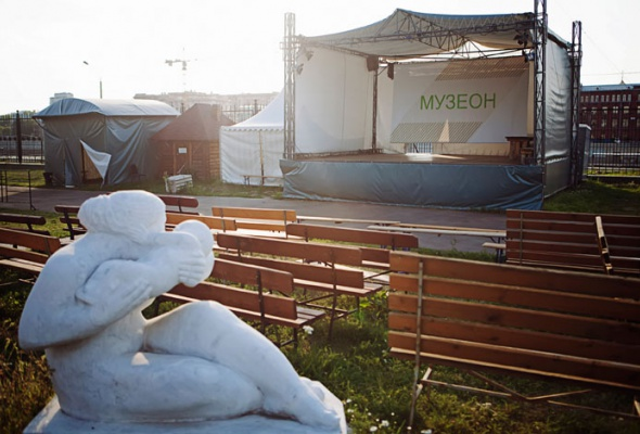 «Музеон»: фотогид пообновленному парку искусств - Фото №1