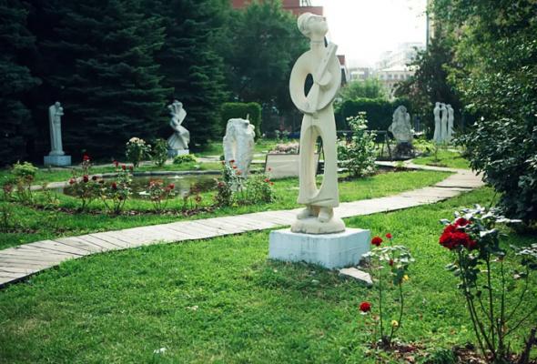 «Музеон»: фотогид пообновленному парку искусств - Фото №14