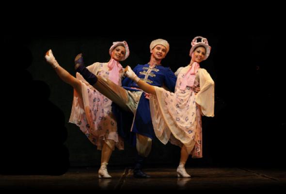 Имперский русский балет - Фото №0