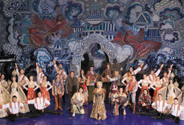 Театр «Золотое кольцо» - Фото №1