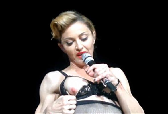 Мадонна: 7скандалов «MDNA» - Фото №2