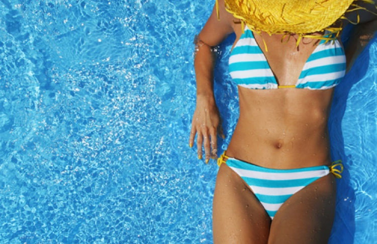Sun Tropez Pool Party