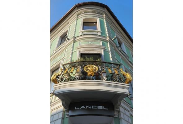 Флагман Lancel открылся после реновации - Фото №2