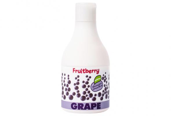 Появилась новая марка вкусных инатуральных средств для душа Fruitberry - Фото №1