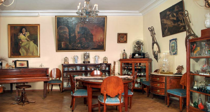 Музей-квартира С.В. Образцова
