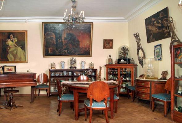 Музей-квартира С.В. Образцова - Фото №0