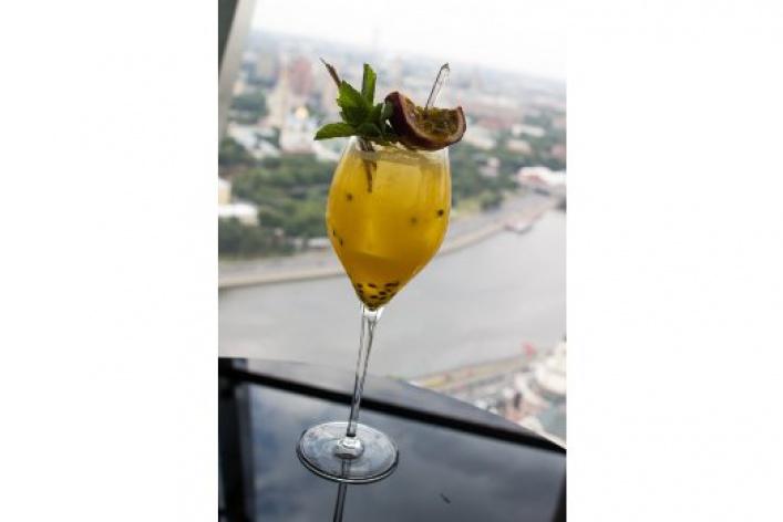 Летние безалкогольные коктейли