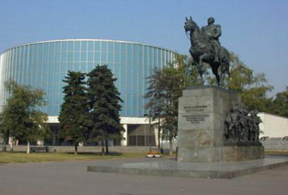 """Музей-панорама """"Бородинская битва"""" - Фото №2"""
