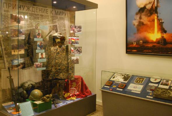 Центральный музей Вооруженных Сил РФ - Фото №3