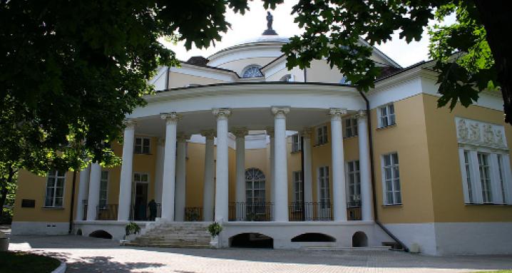 Дворец Н. Дурасова в Люблино