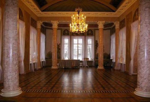 Дворец Н. Дурасова в Люблино - Фото №0